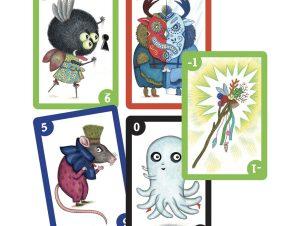 Djeco Επιτραπέζιο καρτών 'Spooky Boo'