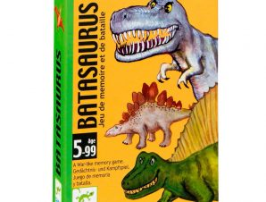 Djeco Επιτραπέζιο καρτών Δεινόσαυροι