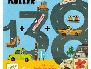 Djeco Επιτραπέζιο Rallye