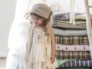 """Φόρεμα Βάπτισης """"Baby u Rock"""" 17500736"""