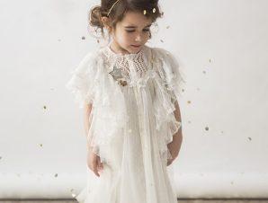 """Φόρεμα Βάπτισης """"Baby u Rock"""" 17500749"""