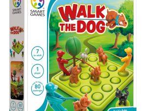 "SmartGames επιτραπέζιο ""Βόλτα με τον σκύλο μου"" (80 challenges)"