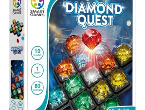 Smart Επιτραπέζιο 'Η αναζήτηση του κόκκινου διαμαντιού' (80 challenges)