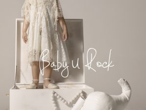Baby u Rock Χειμερινό Φόρεμα Βάπτισης 500806