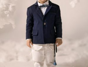 Baby u Rock Βαπτιστικό Κουστουμάκι 500773