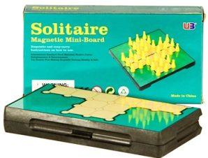 Μαγνητικό solitaire – Solitaire ταξιδίου