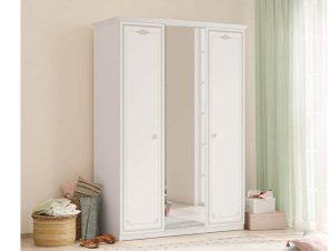 Παιδική ντουλάπα SE-GREY-1002