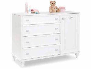 Παιδική συρταριέρα RO-1204 – RO-1204