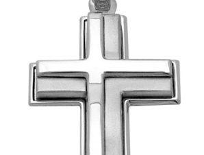 Σταυρός από Χρυσό 14Κ SIO12073