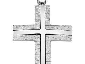 Σταυρός από Χρυσό 14Κ SIO14847