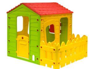 StarPlay Παιδικο Σπιτακι Φαρμα με Φράχτη 91560 Starplay